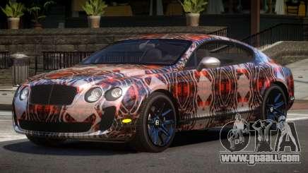 Bentley Continental Tuned PJ2 for GTA 4