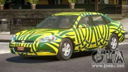 Chevrolet Impala LS V1.0 PJ1 for GTA 4