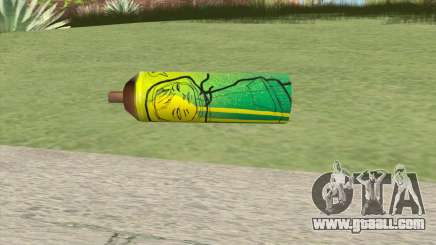 New Spray Can for GTA San Andreas