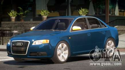 Audi S4 LS for GTA 4
