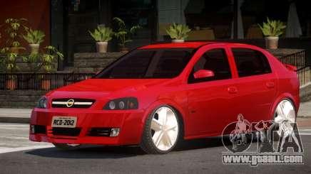 Chevrolet Astra V1.0 for GTA 4