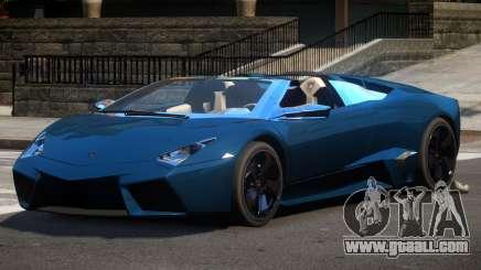 Lamborghini Reventon DS for GTA 4