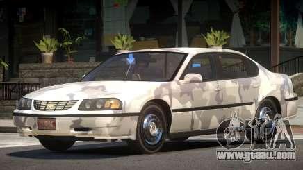 Chevrolet Impala Spec PJ2 for GTA 4