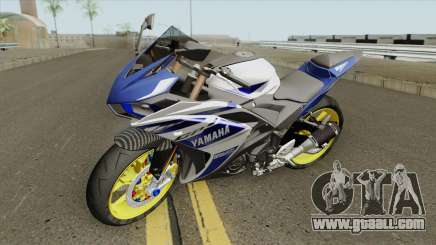Yamaha R25 for GTA San Andreas
