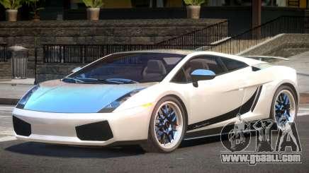 Lamborghini Gallardo Edit for GTA 4