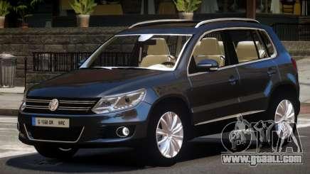 Volkswagen Tiguan RS for GTA 4