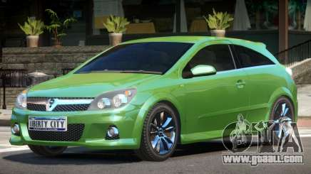Opel Astra V1.2 for GTA 4