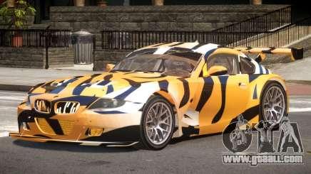 BMW Z4M GT Sport PJ5 for GTA 4