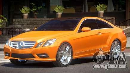 Mercedes Benz E500 V1.1 for GTA 4