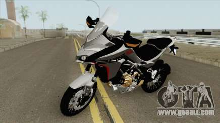 Ducati Multistrada for GTA San Andreas