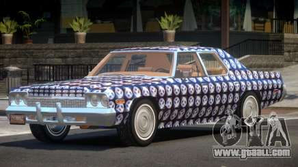 1974 Dodge Monaco ST PJ5 for GTA 4