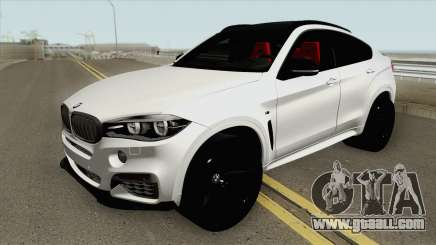 BMW X6 M50d for GTA San Andreas