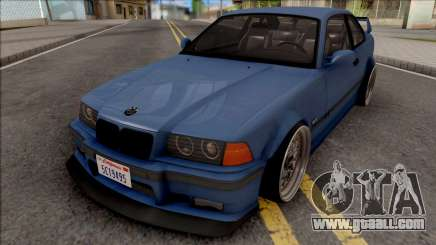 BMW M3 E36 Low for GTA San Andreas