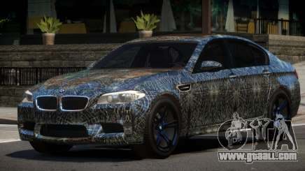 BMW M5 F10 RS PJ4 for GTA 4