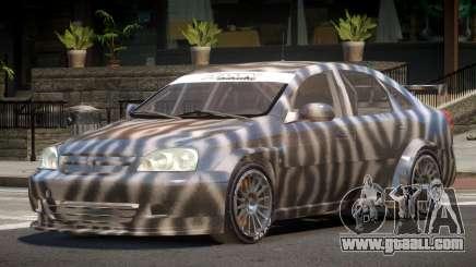 Chevrolet Lacetti GT PJ4 for GTA 4