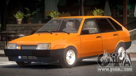 VAZ 2109 LT for GTA 4
