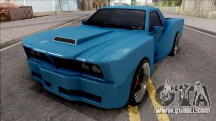 FlatOut Lentus Custom v2 for GTA San Andreas