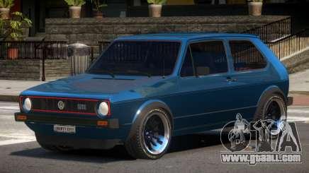 Volkswagen Golf GTI V2.1 for GTA 4