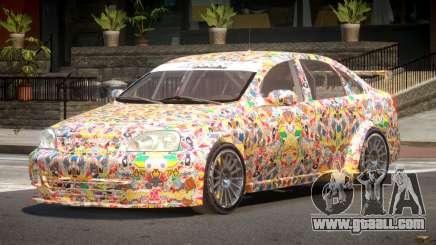 Chevrolet Lacetti GT PJ5 for GTA 4