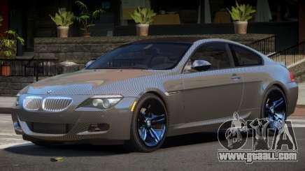 BMW M6 ST PJ5 for GTA 4
