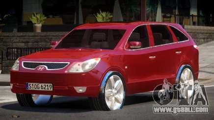 Hyundai IX55 V1.0 for GTA 4