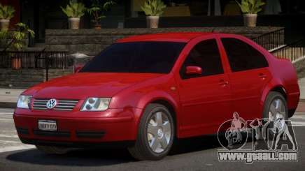 Volkswagen Bora RS for GTA 4