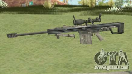 UTR 130 Sniper Rifle for GTA San Andreas