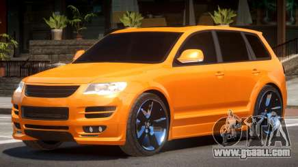 Volkswagen Touareg R-Tuning for GTA 4