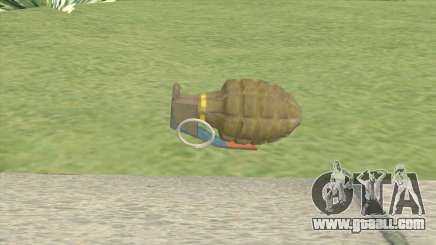 Grenade MK 2 (BrainBread 2) for GTA San Andreas