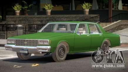Chevrolet Impala Old for GTA 4