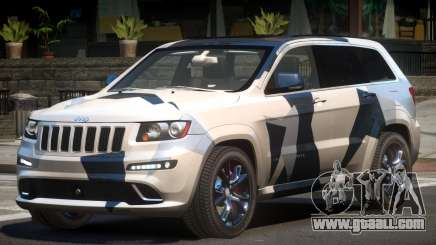 Jeep Grand Cherokee ST PJ2 for GTA 4
