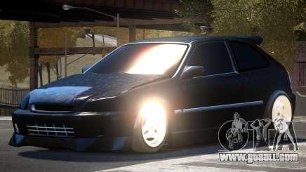 Honda Civic Type R L-Tuning for GTA 4