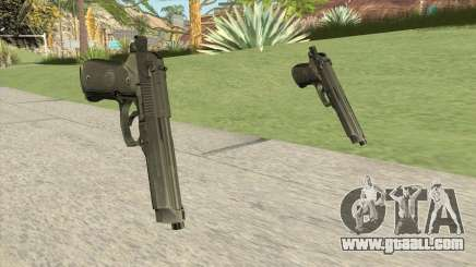 Beretta M9 (COD 4: MW Edition) for GTA San Andreas