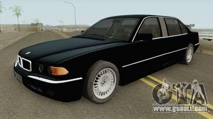BMW E38 (L7) for GTA San Andreas