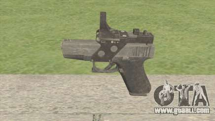 Pistol (RE 3 Remake) for GTA San Andreas