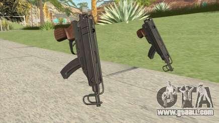 Scorpion vz. 61 (COD 4: MW Edition) for GTA San Andreas