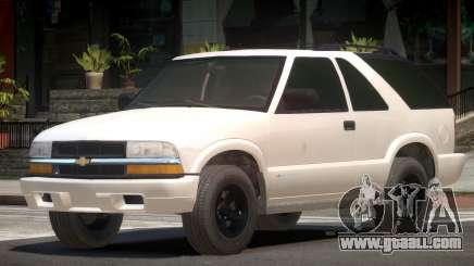 Chevrolet Blazer RS for GTA 4