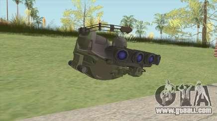 Combat Helmet (GTA Online) for GTA San Andreas