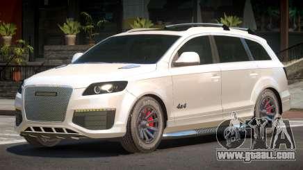 Audi Q7 CV for GTA 4