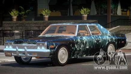 1974 Dodge Monaco ST PJ3 for GTA 4