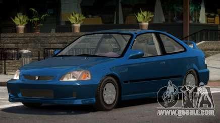 Honda Civic 1.3 for GTA 4