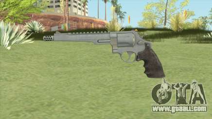 Magnum Revolver (Hunt Down The Freeman) for GTA San Andreas