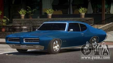 Pontiac GTO LS for GTA 4