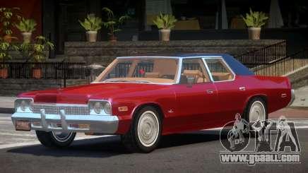 1974 Dodge Monaco ST for GTA 4