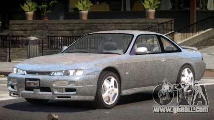 Nissan 200SX TDI PJ2 for GTA 4