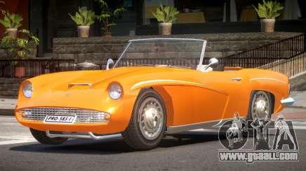 1960 FSO Syrena Spider for GTA 4