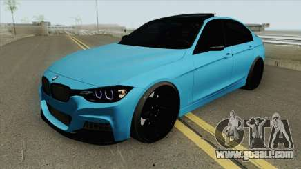 BMW 3-er F30 M-Tech for GTA San Andreas
