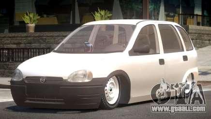 Chevrolet Corsa Tuned for GTA 4