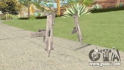 Mac-11 SWD for GTA San Andreas