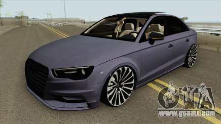 Audi A3 (Sedan) for GTA San Andreas